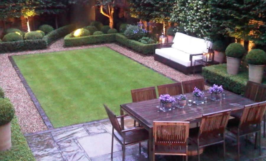 Bedford Home Improvements - Lawn and Terraces