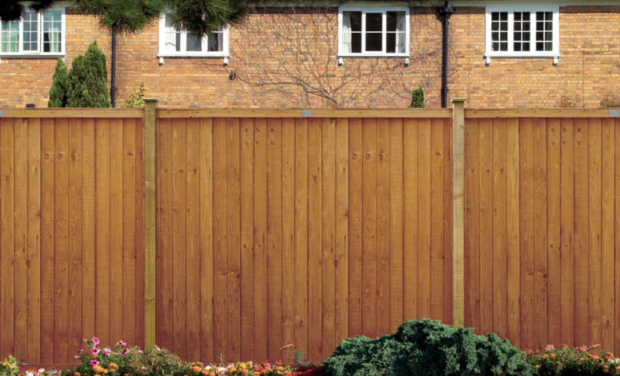 Bedford Home Improvements - Close Board Fencing