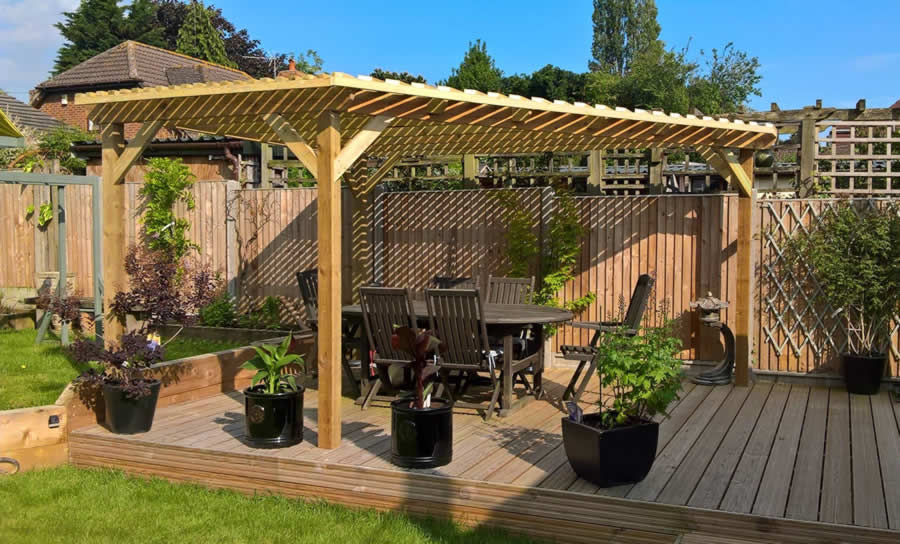 Patio and Decking by Home Improvements Bedford UK